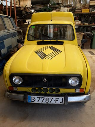 Vendo Renault 4 F6