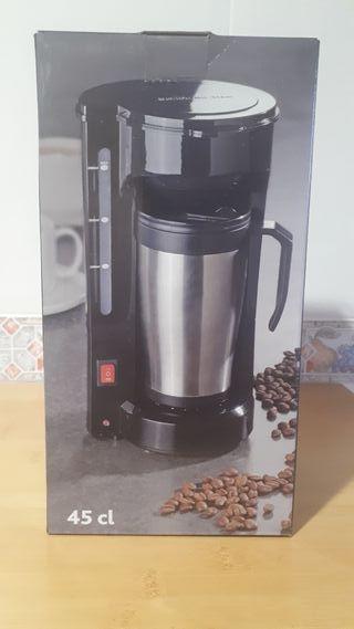 Cafetera eléctrica portátil