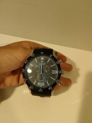 reloj hombre viceroy blue