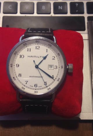 Hamilton Sevilla Reloj Segunda Mano En De Wallapop vN8mnw0Oy