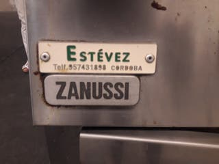 COCINA 3 FUEGOS ZANUSSI