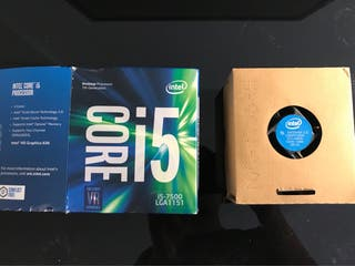 Intel Core i5-7500 Kaby Lake Processor 3.4GHz