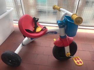 Triciclo para niño/niña 2/5 años Chicco