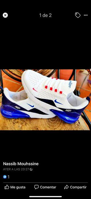 Zapatillas Nike 270 hombre
