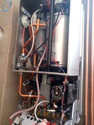 Servicio Tecnico de calderas y aparatos de gas!