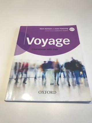 Libro inglés Voyages Oxford C1