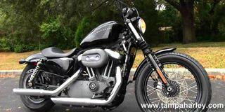 HARLEY DAVIDSON XL 1200 N SPORTSTER 2015