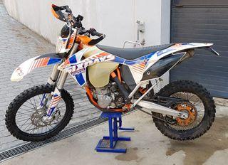 Moto KTM 450 EXC