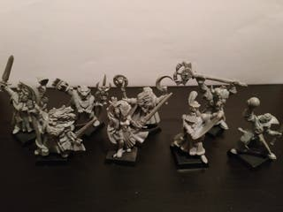 Magos Warhammer quest talismán lote
