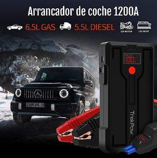 arrancador de baterias 1200A NUEVO