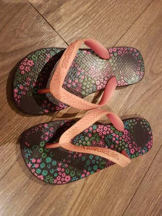 sandalias Hawaianas niña n 33-34