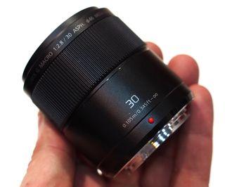 Objetivo Panasonic Macro para micro 4/3