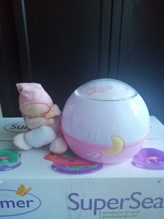 proyector bebe