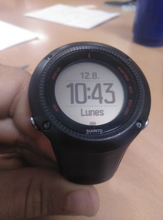 suunto ambit 3 run HR con banda