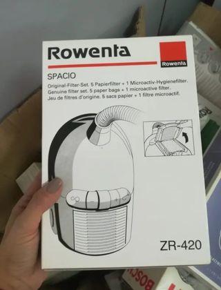 bolsas aspirador Rowenta