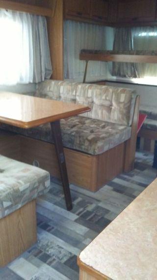 Caravana Burner City 450