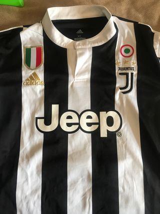 Equipación Juventus Dybala