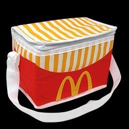 Nevera de playa/ piscina McDonald's