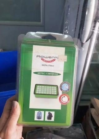filtro hepa para aspirador Rowenta