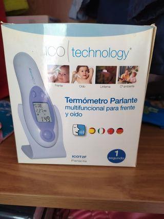 termómetro corporal nuevo