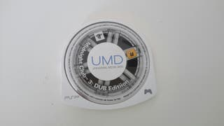 Lote 2 juegos PSP Sony
