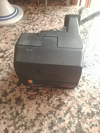 Cámara de fotos Polaroid Supercolor 635CL
