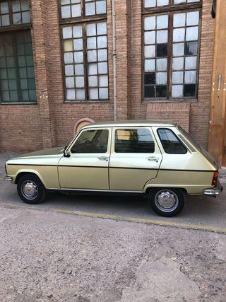 Renault 6 GTL 1982