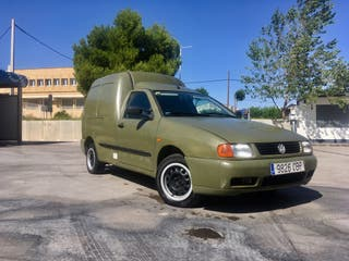 volkswagen caddy 2002 1.9 sdi