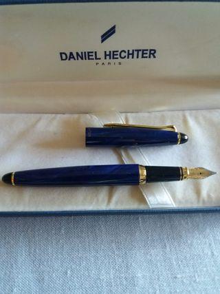 Pluma estilográfica Daniel Hechter