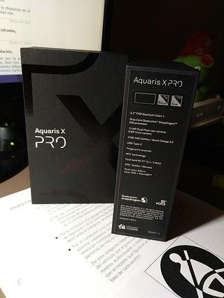 bq Aquaris x pro 64+4gb