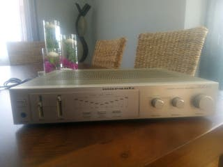 Amplificador y pletina de cintas Marrantz