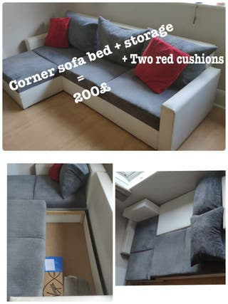 corner sofa bed Brighton