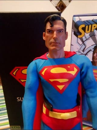 Figura Colección SUPERMAN . Nuevo