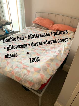 double bed brighton