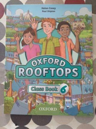 Oxford Rooftops. Class book 6. ISBN9780194503815