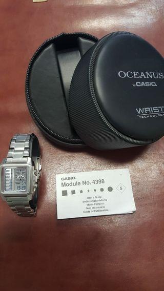 Reloj sumergible de acero
