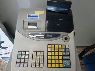 caja registradora Casio te 100