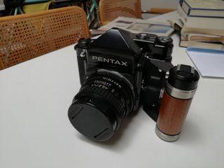 Cámara fotográfica Pentax 67