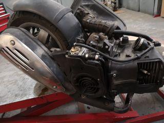 motor vespa lx 125 Piaggio despiece