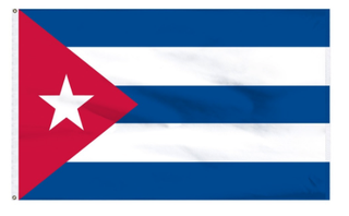 Bandera de cuba de tela nueva 150cm x 90cm