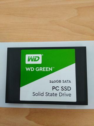 Disco Duro interno SSD WG 240 GB
