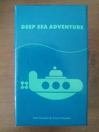 Deep sea adventure juego mesa