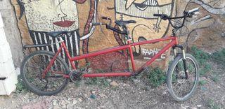 Bicicleta Tandem Mtb Btt