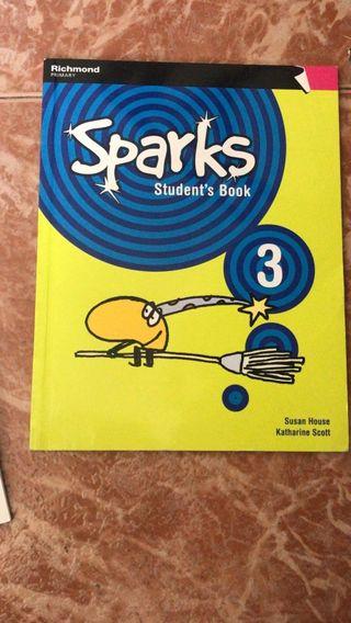 Libro inglés Sparks 3 Richmond