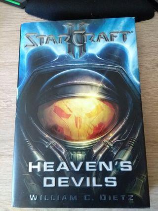 Libro Starcraft Heaven's Devils