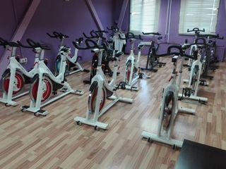 Se venden 12 bicicletas de spinning
