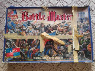 Battle Masters edición española.