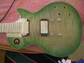 Guitar and musical instrument repairs