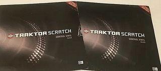 Traktor scratch a10