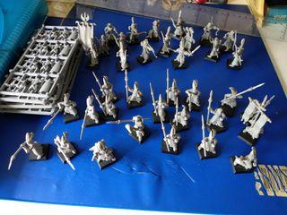 Ejército Altos Elfos - Warhammer